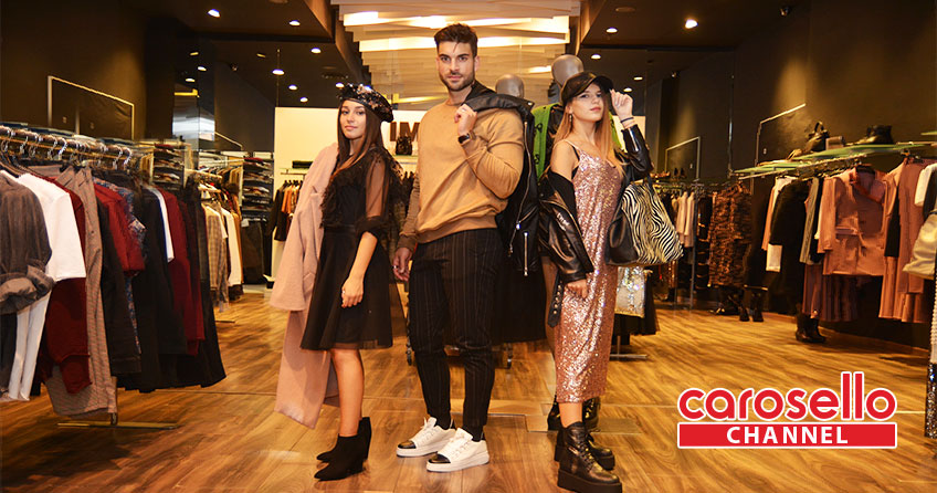 Carosello Channel autunno/inverno 2019-2020